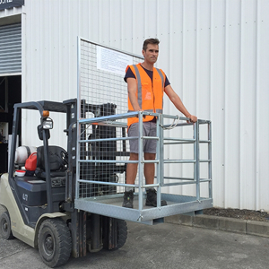 Picture for category Forklift Attachments