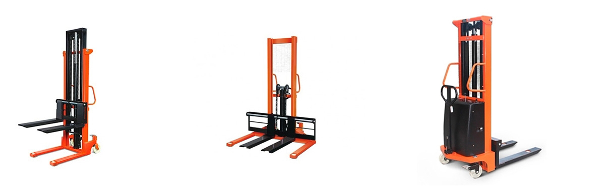 Pallet Stackers – the forklift on a budget